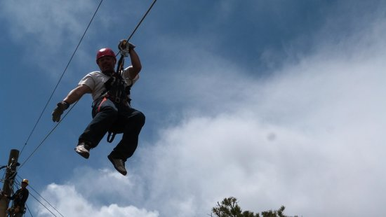 Royal Gorge Zip Line Tours : more fun