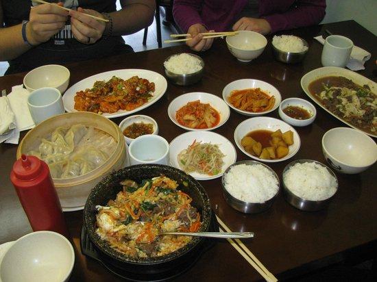 Korean Restaurant Kitchener Waterloo