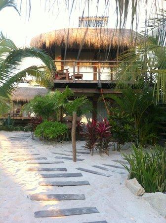 My Way Boutique Hotel: Cabanas