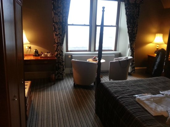 Cuillin Hills Hotel : The room