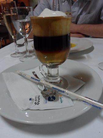 La Gavina : Irish Coffee