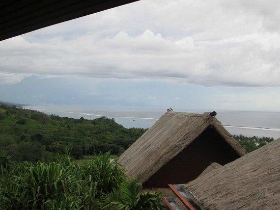 Outrigger Fiji Beach Resort: View from High Tea & Tapas venue
