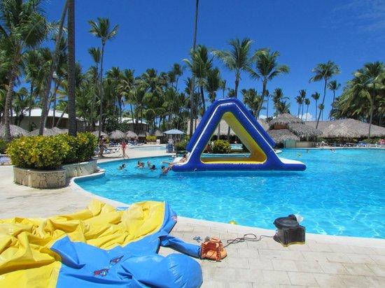 Grand Palladium Palace Resort Spa & Casino: Slide