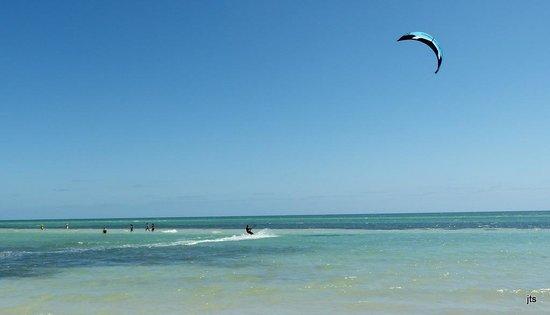 Bahia Honda State Park and Beach: The kite