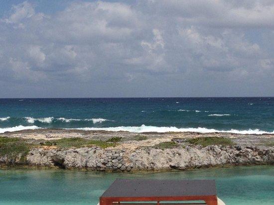 Hard Rock Hotel Riviera Maya: Beautiful beach!