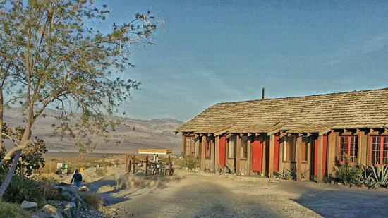 Panamint Springs Resort: Motel