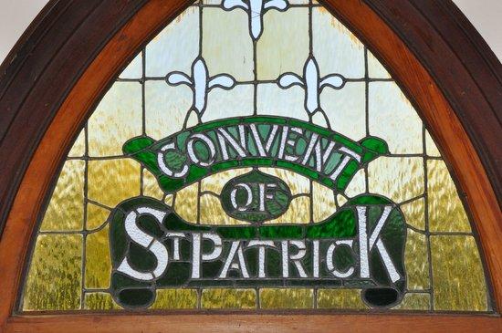 Saint Patrick's Luxury Boutique Hotel: Front Door