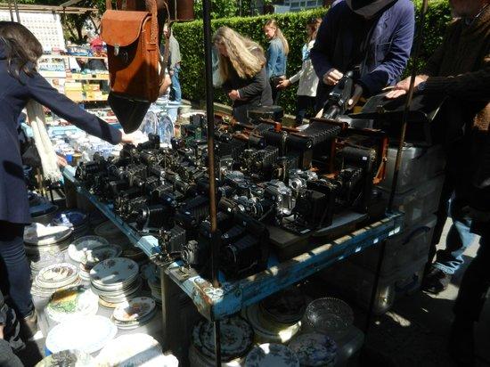 Portobello Road Market: Antiques