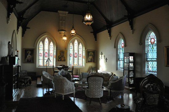 Saint Patrick's Luxury Boutique Hotel: Chapel