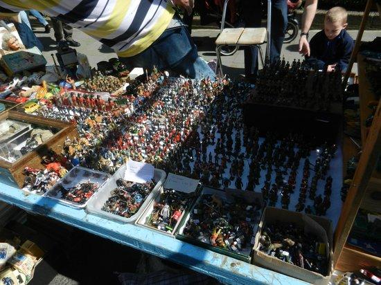 Portobello Road Market: Toys
