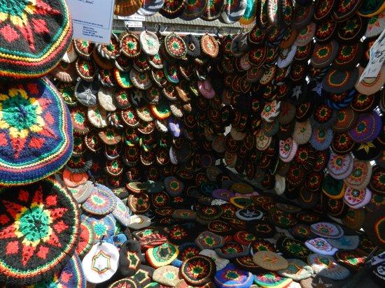 Portobello Road Market: Hats