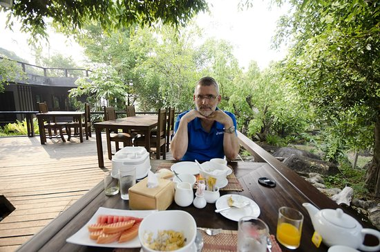 Bura Resort: breakfast