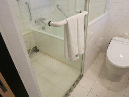 JR Tower Hotel Nikko Sapporo: 清潔です