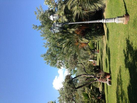 Castello di San Marco Charming Hotel & SPA : Giardino