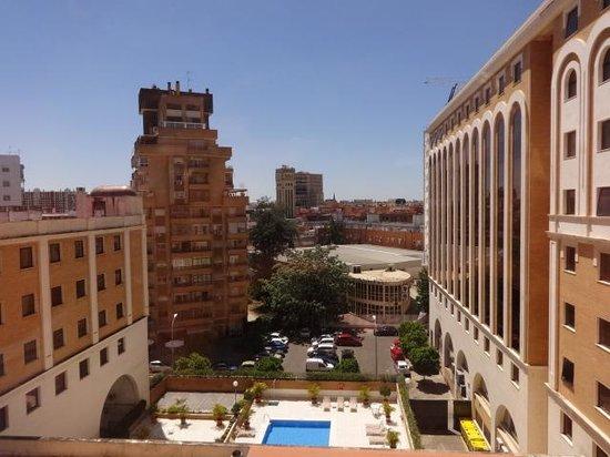 Ayre Hotel Sevilla: nice view