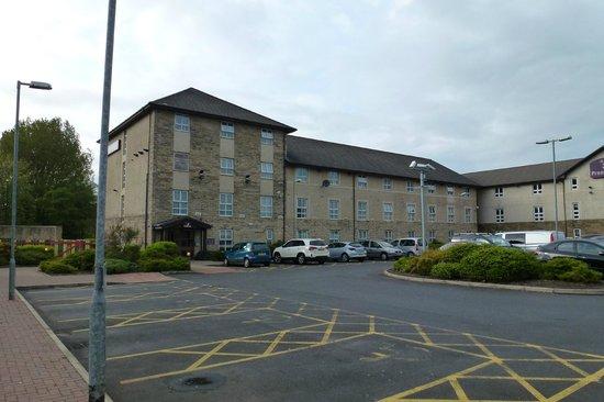 Premier Inn Lancaster Hotel: Main view of hotel