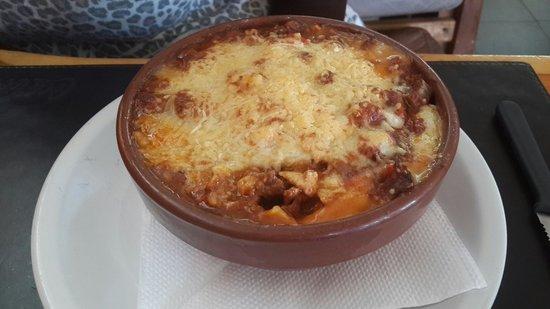 Girula Pizza&Pasta: Lasagna