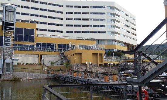 Hotel Potrero de Los Funes: Vista externa