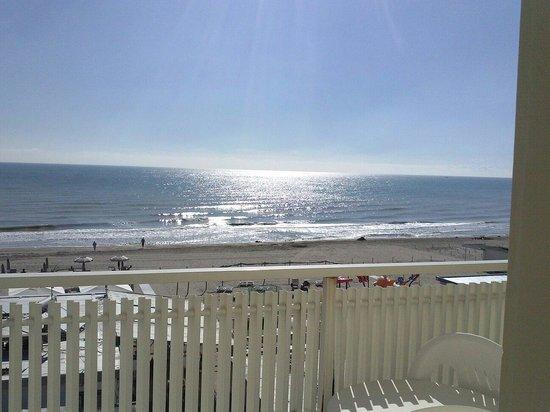 Hotel Byron : La vista al mare..!!