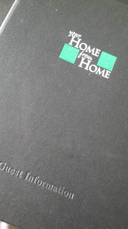 Your Home from Home - Southdock: welcome book full of helpful info on dublin