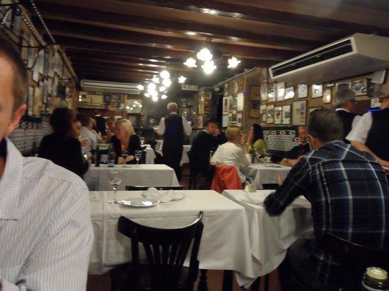 Los Caracoles : view of restaurant