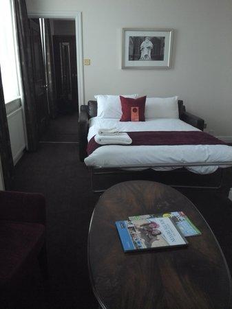 Mercure Exeter Rougemont Hotel: Second bedroom!!