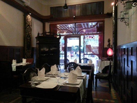 Lemongrass Restaurant : Entrance