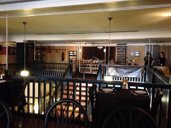 The Bistro Restaurant & Wine Club : Great atmosphere!