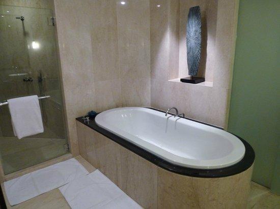Conrad Bali: バスルーム