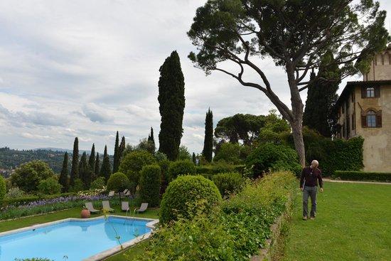 Torre Di Bellosguardo: Pool