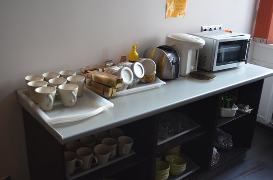 Safari Hostel : Make your own brew