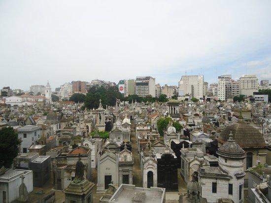 Sileo Hotel: Vista da sacada