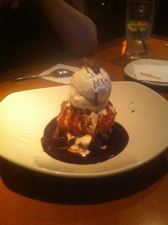 Outback Steakhouse: Melhor Sobremesa.