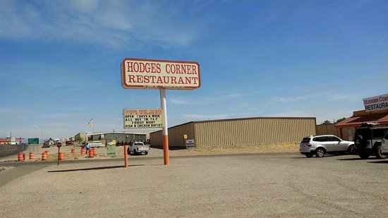 Elephant Butte, NM: Hodges Corner Restaurant