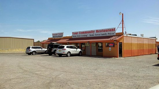 Elephant Butte, Nuovo Messico: Hodges Corner Restaurant