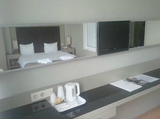 Hotellino Istanbul : chambre double