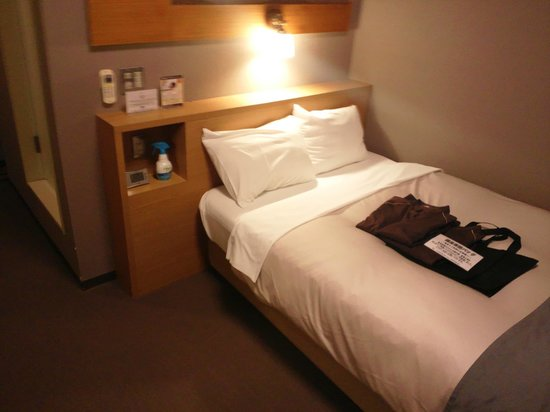 Castle Inn Sendai: ベッド