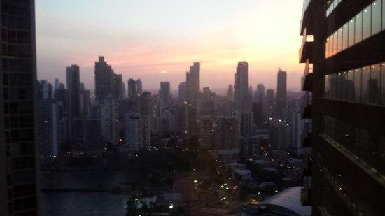 The Bahia Grand Panama: Vista del elevador