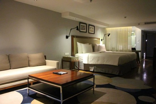 The Kuta Beach Heritage Hotel Bali - Managed by Accor: Our Room