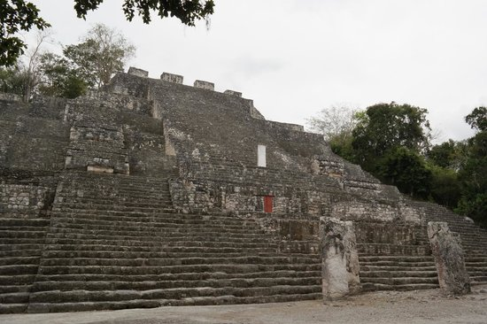 Calakmul Archaeological Zone : Calakmul