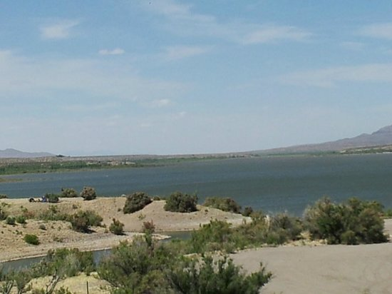 Elephant Butte, NM: Lake view