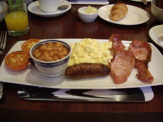 Harington's City Hotel: Full English Breakfast