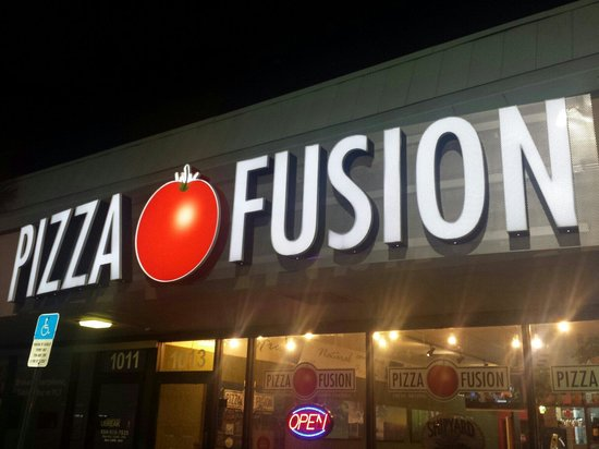 Photo of Pizza Place Pizza Fusion at 1013 N Federal Hwy, Fort Lauderdale, FL 33304, United States