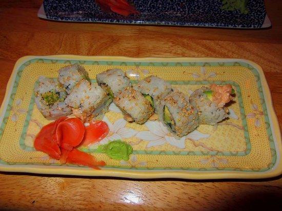 Sushi Boat: Special Seasonal Maki