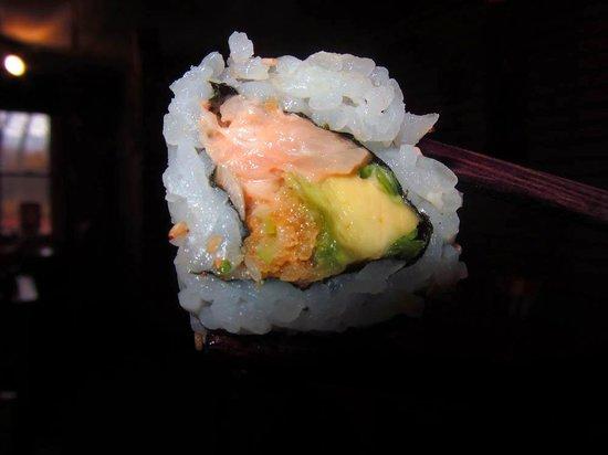 Sushi Boat: Piece of Special Seasonal Maki