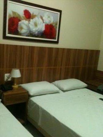 Hotel Diplomata Copacabana: Quarto