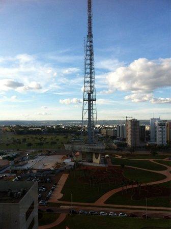 Melia Brasil 21: Vista do quarto 1604
