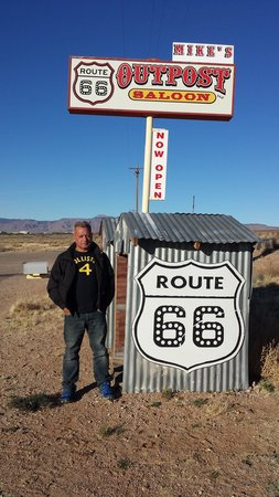 Mike's Route 66 Outpost & Saloon