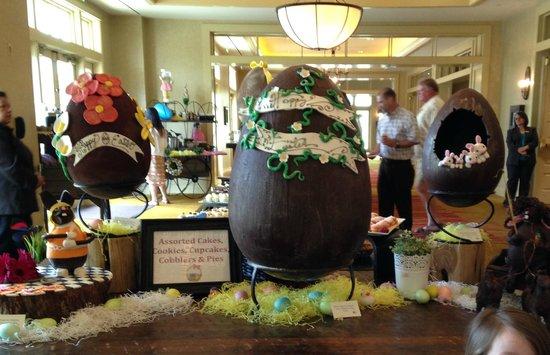 Hyatt Regency Lost Pines Resort and Spa: Easter Brunch