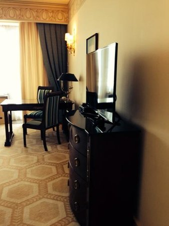 Four Seasons Hotel Ritz Lisbon: suite